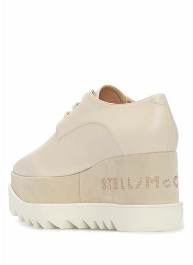 Stella McCartney Ayakkabı Krem